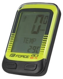 Force WLS 20 Functions Yellow