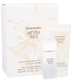 Elizabeth Arden White Tea 50ml EDT + 100ml Body Cream