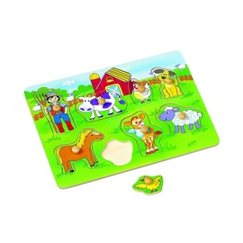 SN Wooden Puzzle Milk House HJ98293