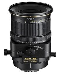 Объектив Nikon 45mm f/2.8D ED, 740 г