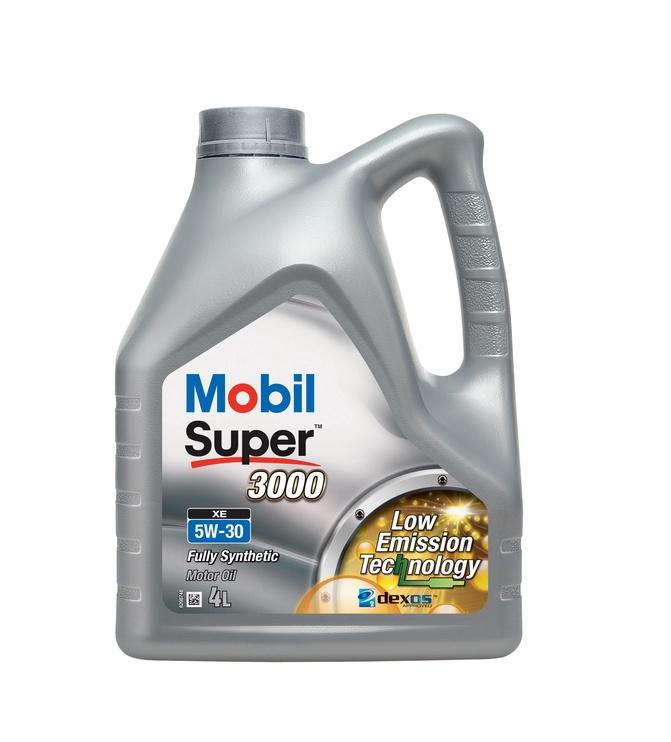 Mobil Super 3000 XE 5W/30 Engine Oil 4l