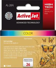 ActiveJet Cartridge AL-26N For Lexmark 12ml MultiColor