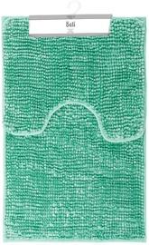 Vannas istabas paklājs AmeliaHome Bati, gaiši zila