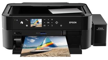 Многофункциональный принтер Epson L850, струйный, цветной