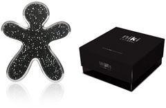 Mr & Mrs Fragrance Niki Car Air Freshener Crystal After Midnight Silver Woody
