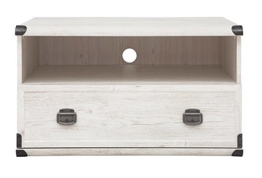 TV galds Black Red White Indiana, bēša, 800x520x475 mm