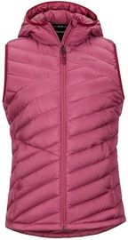 Marmot Womens Highlander Hoody Vest Dry Rose L