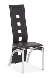 Ēdamistabas krēsls Halmar K4 Black