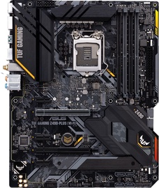 Mātesplate Asus TUF GAMING Z490-PLUS (WI-FI)