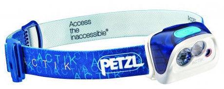 Petzl Actik Hybrid Blue
