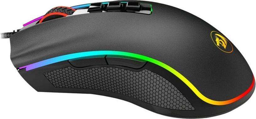 Игровая мышь Redragon Cobra M711 Black, проводная, оптическая