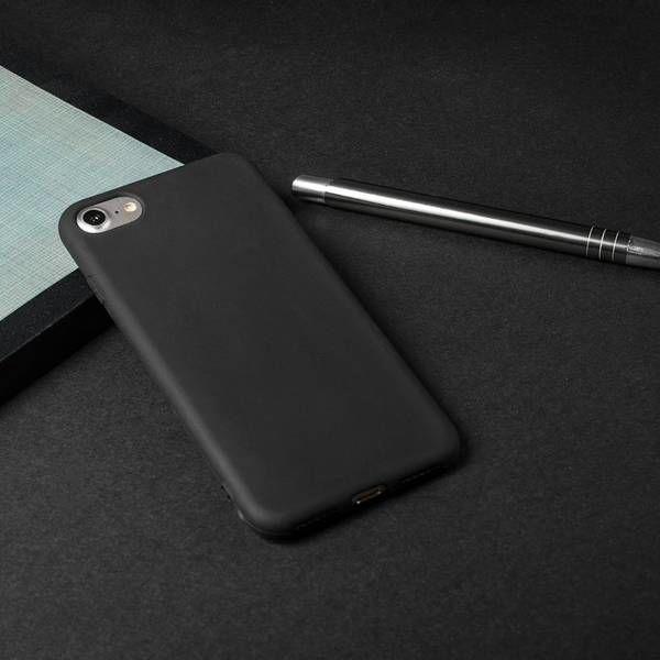 Hurtel Soft Matt Back Case For Xiaomi Redmi Note 5A Black