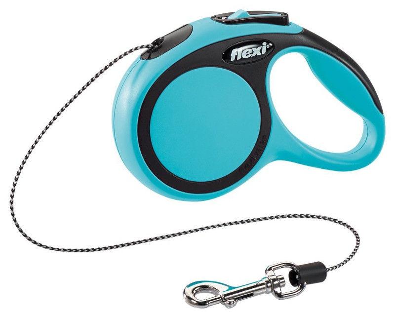 Flexi New Comfort Cord XS 3m Blue
