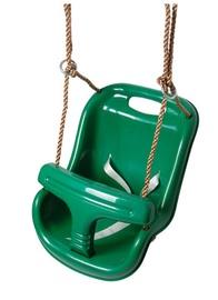 Пластиковые качели 4IQ, зеленый