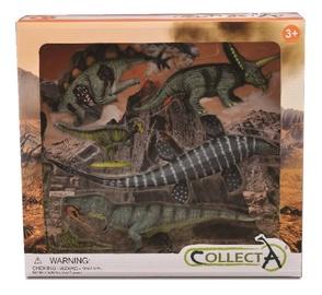 Наборы Collecta Dinosaurs Prehistoric Set 5pcs 89822