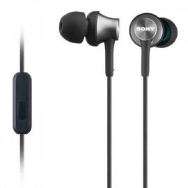 Наушники Sony MDR-EX450AP/H in-ear, черный/серый