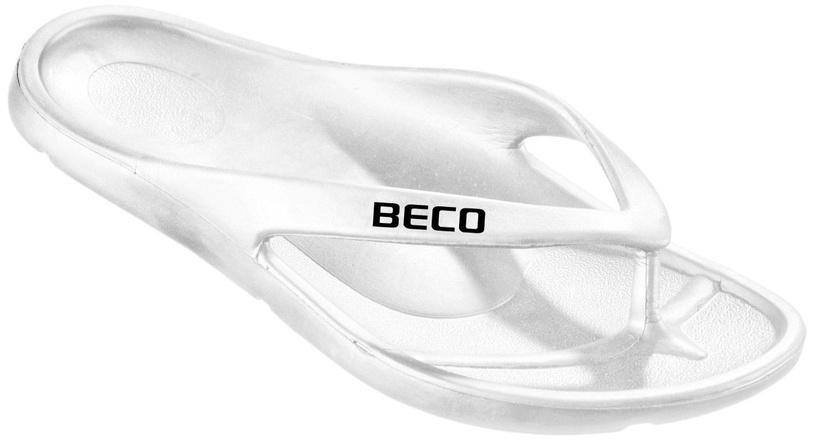 Baseina un pludmales čības Beco Pool Slipper 90320 White 40