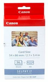 "Canon KC-36IP Photo Paper Glossy 2.1 x 3.4"" 36pcs"