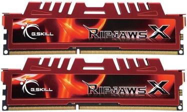 Operatīvā atmiņa (RAM) G.SKILL RipjawsX F3-12800CL9D-8GBXL DDR3 (RAM) 8 GB