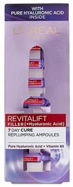 Sejas serums L´Oreal Paris Revitalift Filler [HA] 7-day Replumping Essence Ampoules, 7 x 15 ml