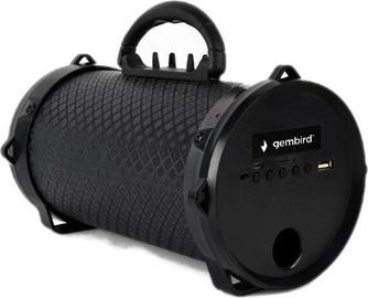 Беспроводной динамик Gembird Boom, черный, 5 Вт