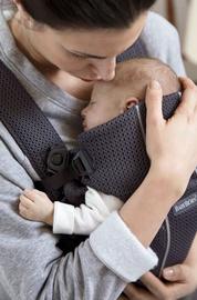 Bērnu nēsātājs BabyBjorn Mini 3D Mesh