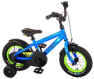 Детский велосипед Volare Rocky 91244, синий/зеленый, 12″