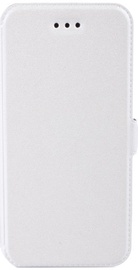 Telone Super Slim Shine Book Case For LG Stylus 2 K520D White