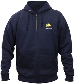 Caseking Hoodie Jacket Navy S