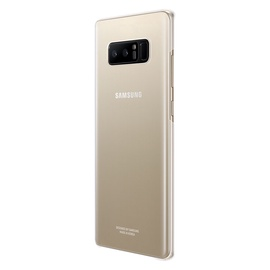 Samsung Clear Back Case For Samsung Galaxy Note 8 Transparten