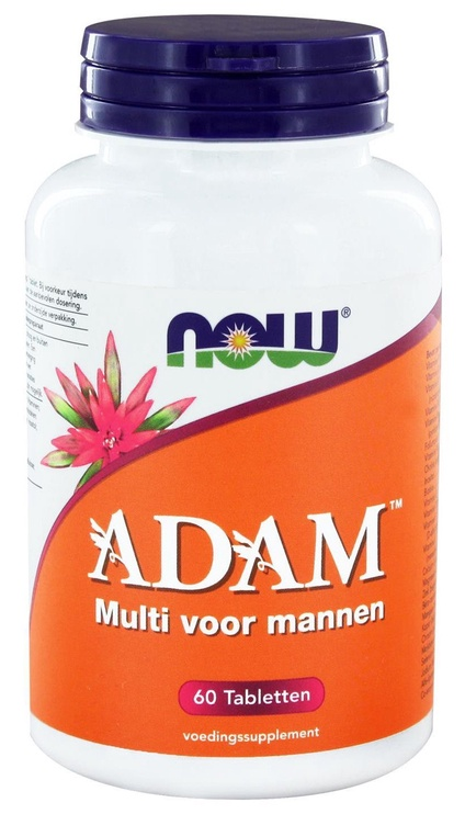 Now Foods Adam 60 Caps