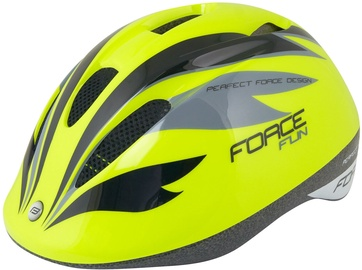 Force Fun Stripes Helmet Yellow/Black S