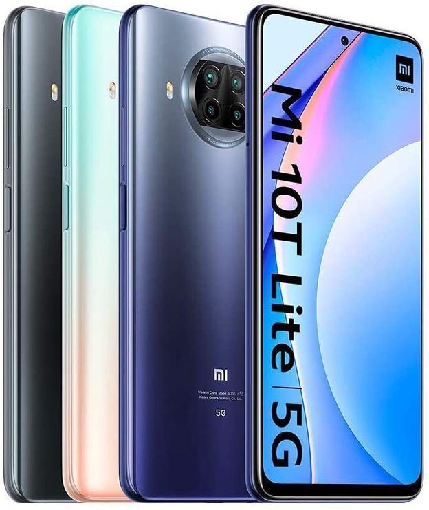 Xiaomi Mi 10T Lite 5G 64GB Atlantic Blue