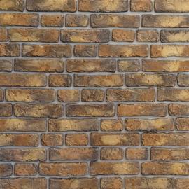 Плитка Stone Master Sol Brick Brown/Yellow 24.5x7cm