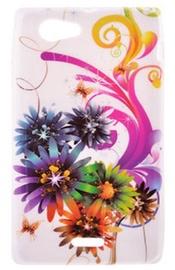 Telone Back Case Design for Sony ST26i Xperia J Design 12