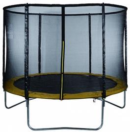Tesoro Garden Trampoline 252cm Net/Ladder