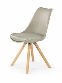 Ēdamistabas krēsls Halmar K201 Khaki