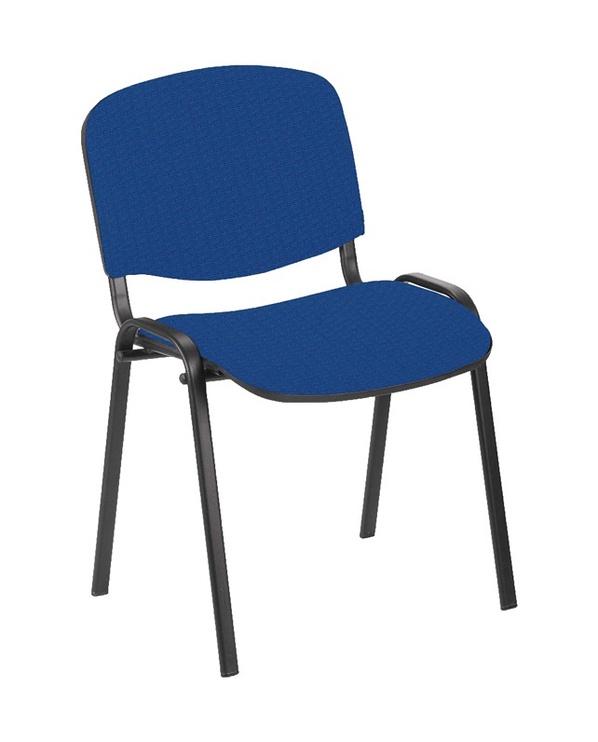 Apmeklētāju krēsls ISO C14 Blue/Black