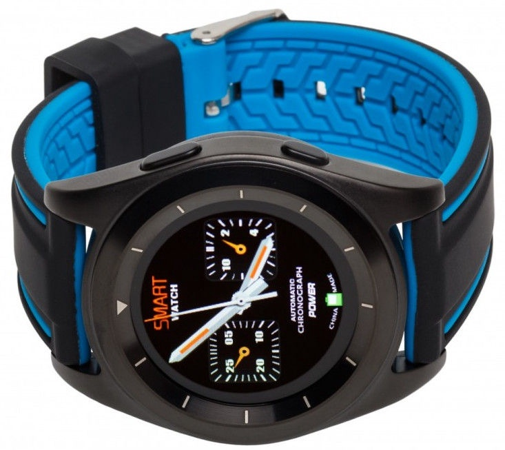 Garett GT13 Black/Blue