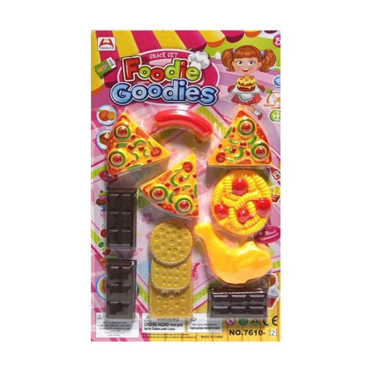 Ролевая игра SN Toy Food Goodies 514102238 / 7610-2