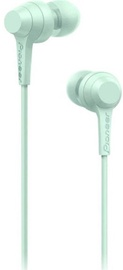 Наушники Pioneer SE-C1T in-ear, зеленый