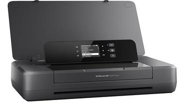 Струйный принтер HP OfficeJet 202, цветной