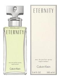 Парфюмированная вода Calvin Klein Eternity 100ml EDP