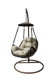 Садовое кресло Domoletti 79, коричневый