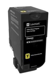 Lexmark 84C2HYE Toner Cartridge Yellow