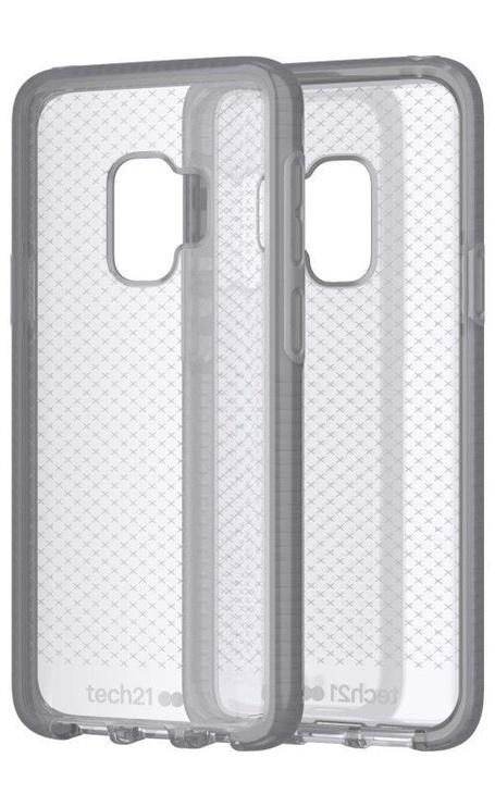 Tech21 Evo Check Back Case For Samsung Galaxy S9 Grey