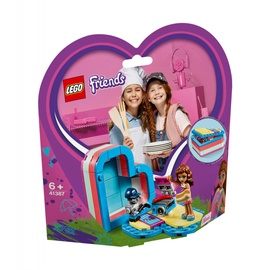 Konstruktors Lego Friends Olivia's Summer Heart Box 41387
