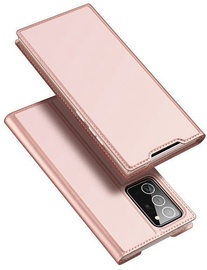 Dux Ducis Skin X Bookcase For Samsung Galaxy Note 20 Ultra Pink