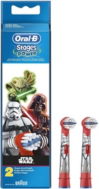 Braun Oral-B Stages Power Kids Star Wars Electric Toothbrush Heads 2pcs