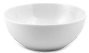 Cesiro Royal Bowl D23cm White